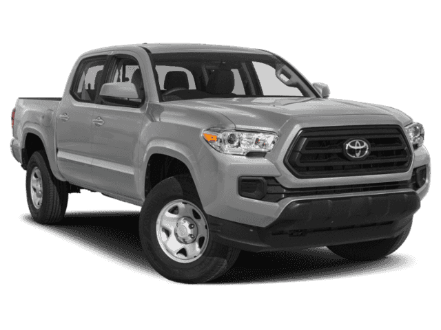 New 2020 Toyota Tacoma SR5 Double Cab 6' Bed V6 AT (Natl)