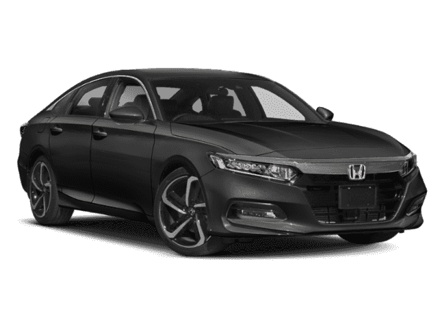 New 2018 Honda Accord Sport 2.0T Auto FWD 4dr Car