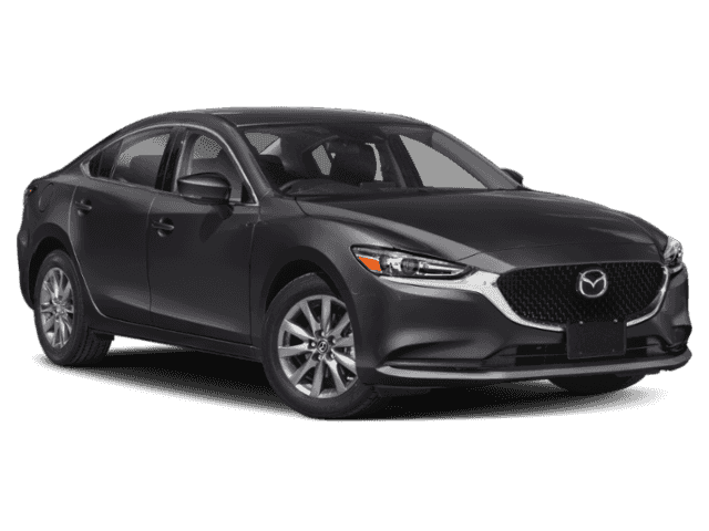New 2020 Mazda6 Sport FWD 4dr Car