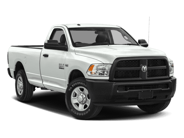 Pre-Owned 2017 Ram 2500 Tradesman 4x4 Reg Cab 8' Box