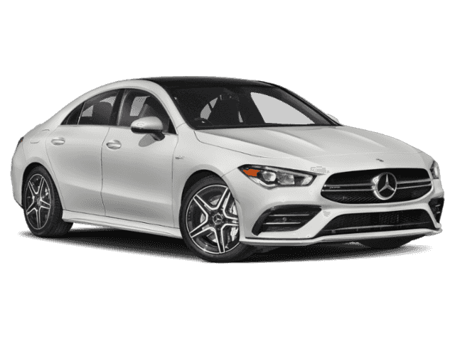 New 2020 Mercedes-Benz CLA CLA 35 AMG®