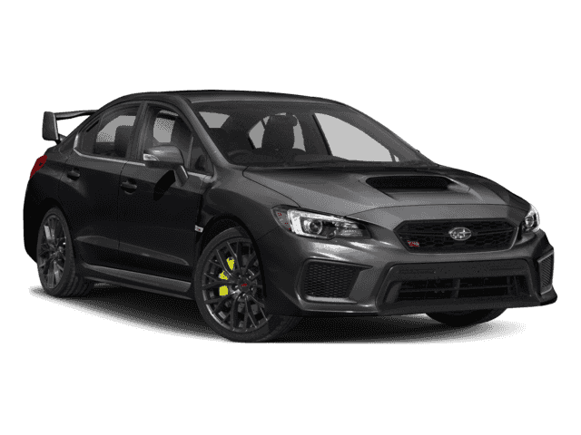 New 2018 Subaru Wrx Sti Limited 4d Sedan In Norwalk S18