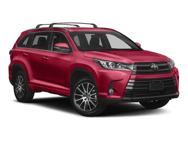New Toyota Highlander SE
