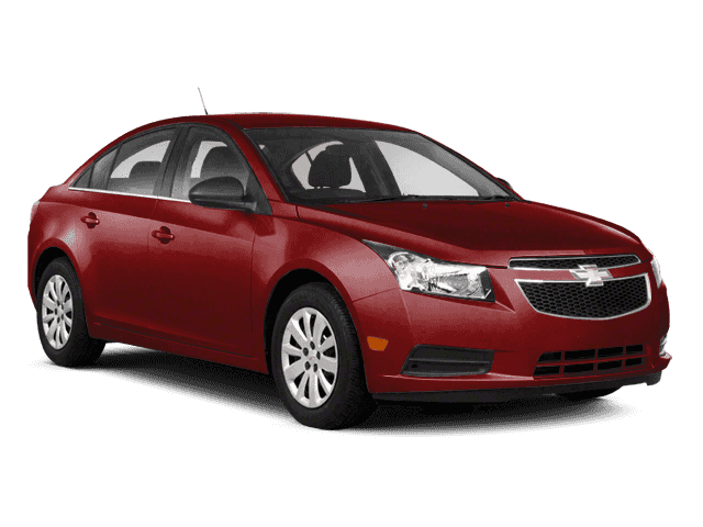 Pre-Owned 2012 Chevrolet Cruze ECO Sedan in Midland