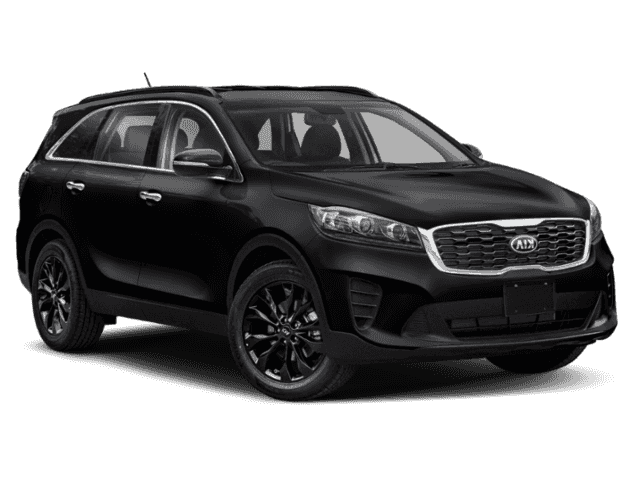 New 2020 Kia Sorento S V6 All-Wheel Drive with Locking Differential Sport Utility