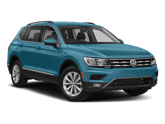 New 2018 Volkswagen Tiguan Trendline 2.0 8sp at w/Tip 4MOTION