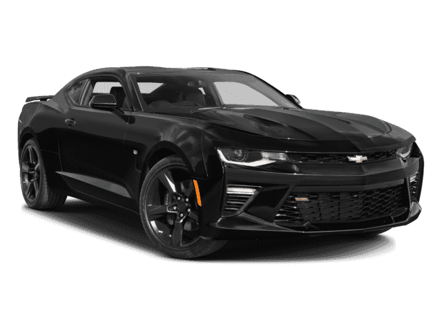 New 2018 Chevrolet Camaro SS RWD 2D Coupe
