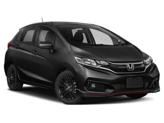 New 2020 Honda Fit Sport FWD 4D Hatchback