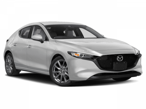 2019 Mazda3 Hatchback w/Preferred Pkg FWD Hatchback