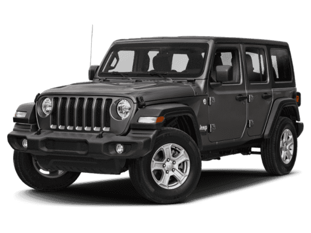 New 2020 JEEP Wrangler With Navigation