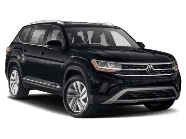 New 2021 Volkswagen Atlas SEL