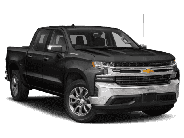 New 2020 Chevrolet Silverado 1500 4WD Crew Cab 157 High Country