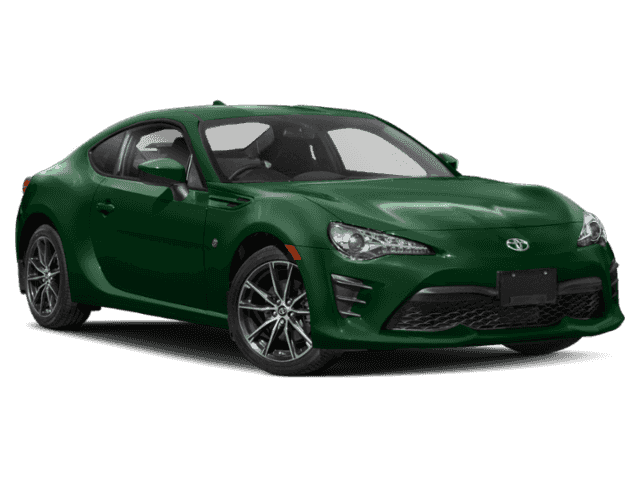 New 2020 Toyota 86 86 Special Edition