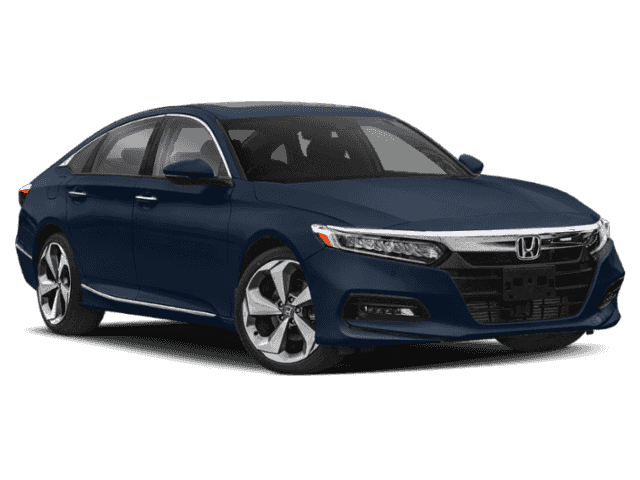 New 2019 Honda Accord Touring 2.0T With Navigation