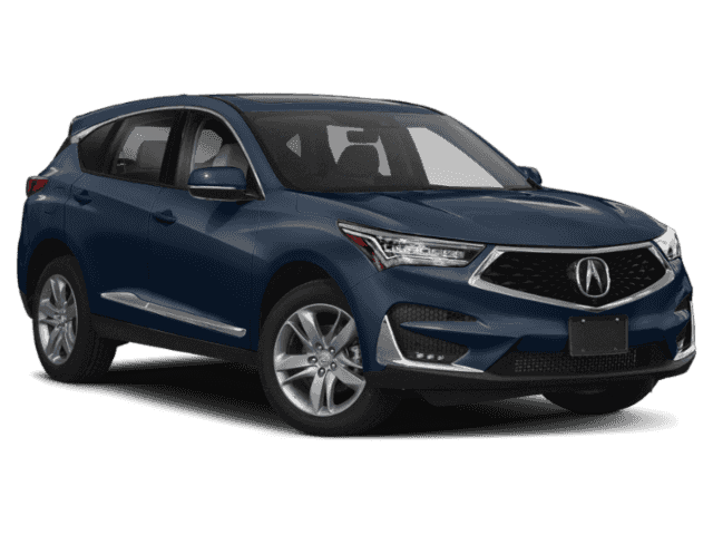 New 2019 Acura RDX Advance Package