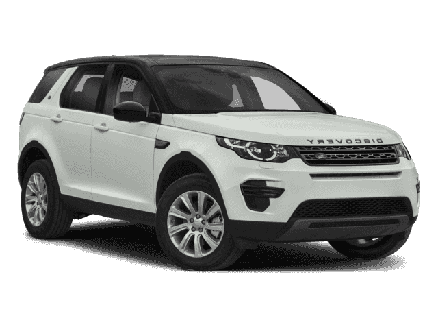 New 2018 Land Rover Discovery Sport SE 4 Door in New York #LR18075