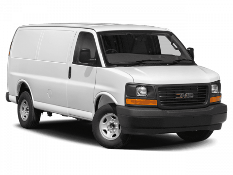 New 2019 GMC Savana 2500 Work Van