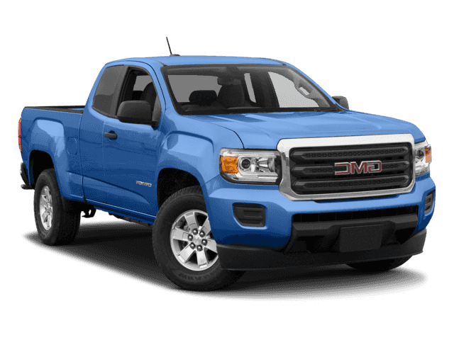 New 2018 GMC Canyon SLE1 4WD