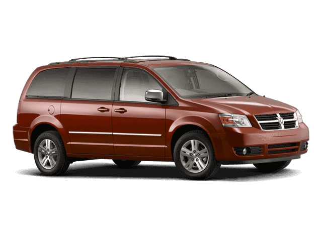 Pre-Owned 2008 Dodge Grand Caravan 4dr Wgn SXT