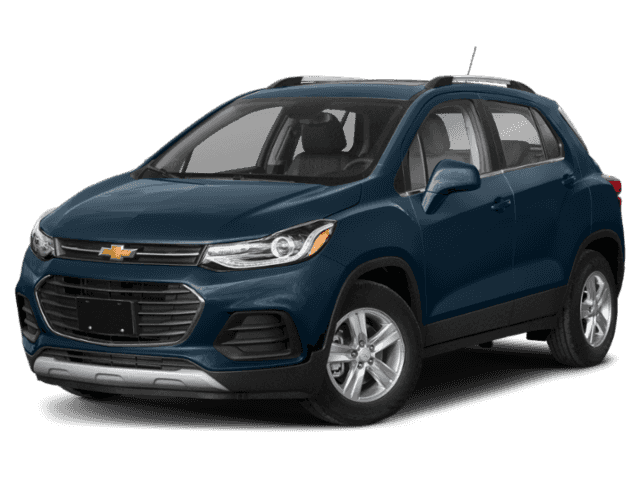 New 2020 Chevrolet Trax AWD LT All Wheel Drive Crossover