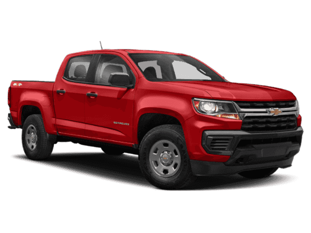 New 2021 Chevrolet Colorado LT 4WD