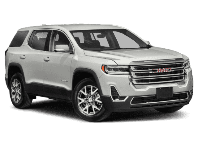 New 2021 GMC Acadia AWD 4dr AT4