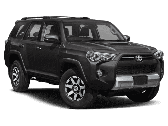 New 2021 Toyota 4Runner TRD Off-Road Prm