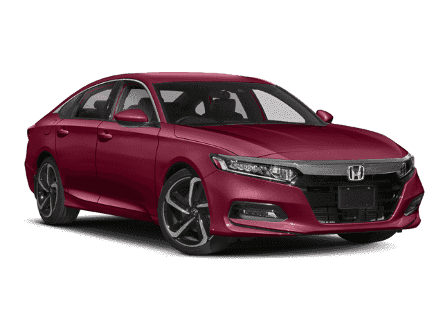 New 2018 Honda Accord Sedan 1.5T Sport-HS MT Front Wheel Drive 4-Door Sedan