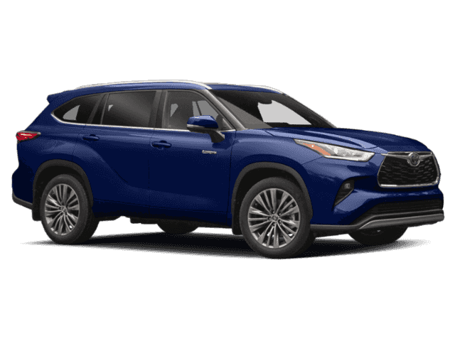 New 2020 Toyota Highlander XLE 4WD V6