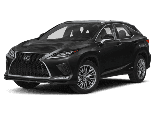New 2020 Lexus RX 450h F SPORT PERFORMANCE - In-Stock