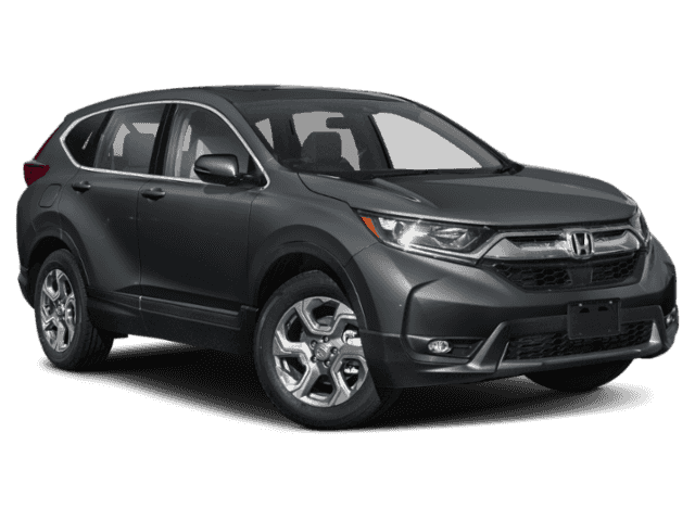 Demo 2019 Honda CR-V EX AWD CVT