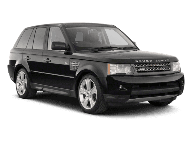 Pre-Owned 2010 Land Rover Range Rover Sport HSE