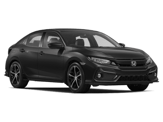 New 2020 Honda Civic Hatchback Sport Touring CVT