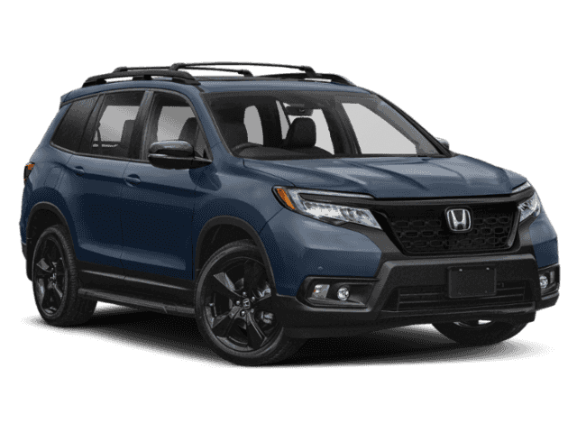 New 2020 Honda Passport AWD ELITE