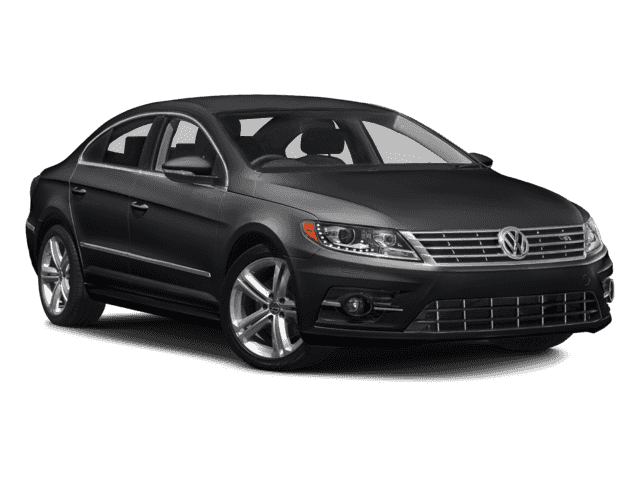 New Volkswagen CC R-Line 2.0T Executive w/Carbon