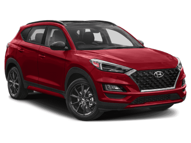 New 2019 Hyundai Tucson Night