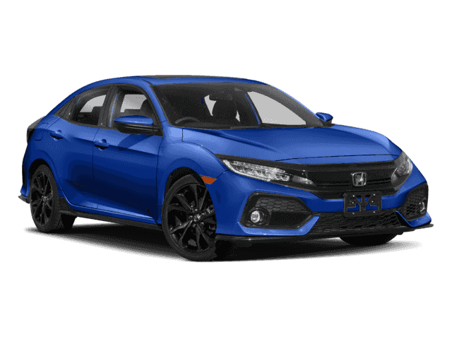 New Honda Civic Hatchback Sport Touring