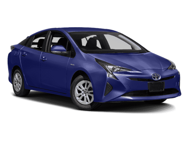 New 2017 Toyota Prius Three FWD 5D Hatchback with Navigation