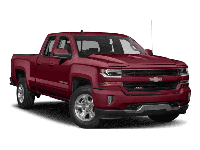 Pre-Owned 2016 Chevrolet Silverado 1500 4WD Double Cab 143.5 LT w/2LT