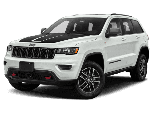New 2020 JEEP Grand Cherokee Trailhawk