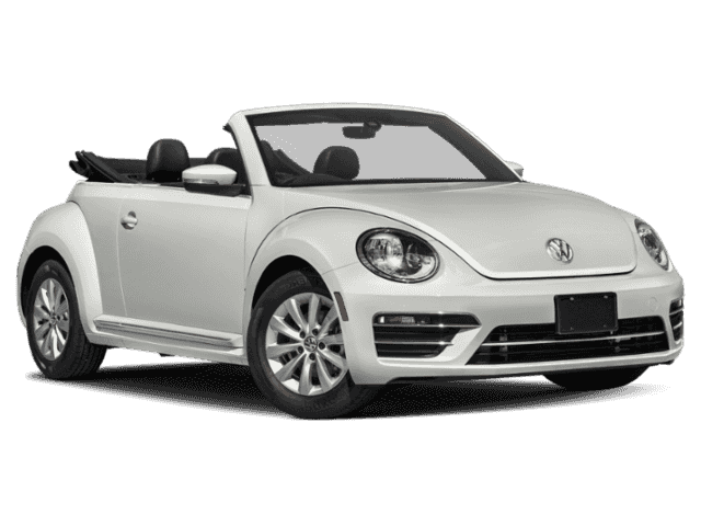 New 2019 Volkswagen Beetle Convertible 2.0 TSI Dune FWD Sedan