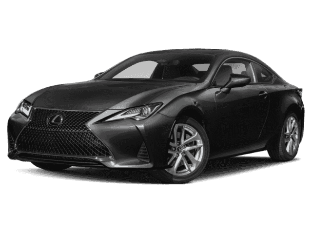 New 2019 Lexus RC 300 RC 300