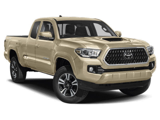 Tan Toyota Tacoma >> New 2019 Toyota Tacoma Trd Sport Trd Sport Access Cab 6 Bed V6 At Natl
