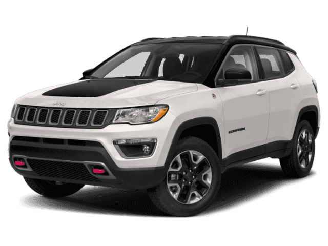 New 2020 JEEP Compass Trailhawk 4x4 Sport Utility