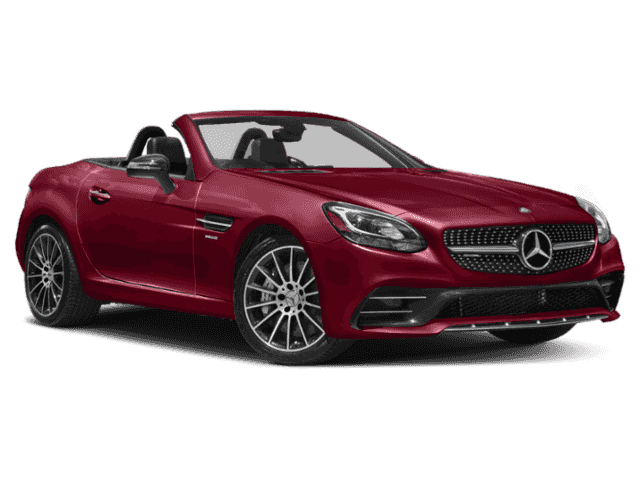 New 2019 Mercedes-Benz SLC SLC43 AMG®