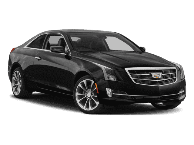 New 2018 Cadillac Ats 2 0l Turbo Luxury 2d Coupe In Monroeville