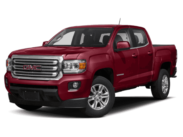 New 2020 GMC Canyon 4WD SLE 4WD