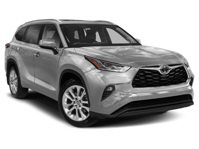 New 2020 Toyota Highlander Limited 2WD LIMITED - V6 FWD (In-Transit To Dealership)