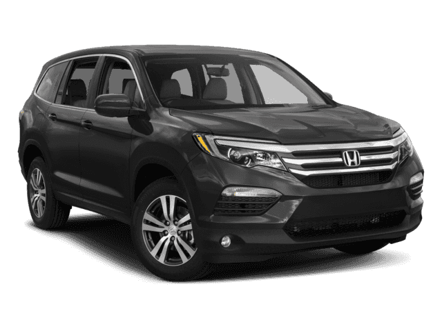 New 2017 Honda Pilot EX-L All Wheel Drive