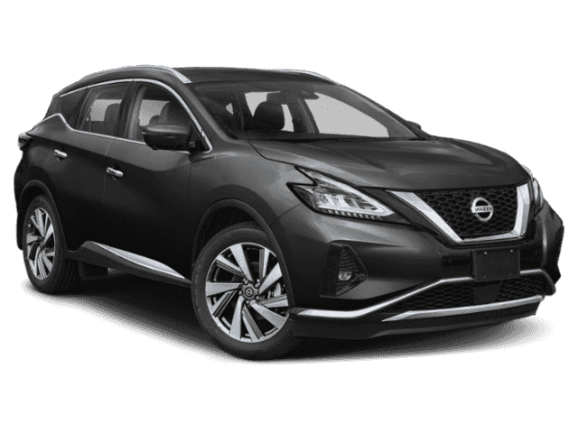 New 2020 Nissan Murano SL With Navigation